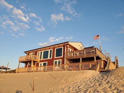 Photo for Emotional Rescue - Downstairs - Breathtaking Ocean View, Stylishly Updated, Pet Friendly