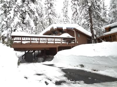 Photo for 2BR House Vacation Rental in Truckee, California