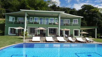 Photo for Luxury holiday house Paraty mountains and beach