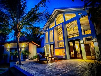 Photo for Tree House, Grace Bay West Villa, sleeps 12