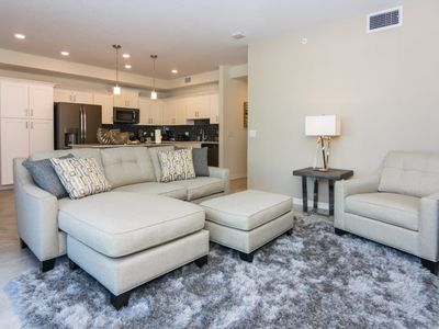Photo for Disney On Budget - Storey Lake Resort - Feature Packed Relaxing 2 Beds 2 Baths Townhome - 9 Miles To Disney