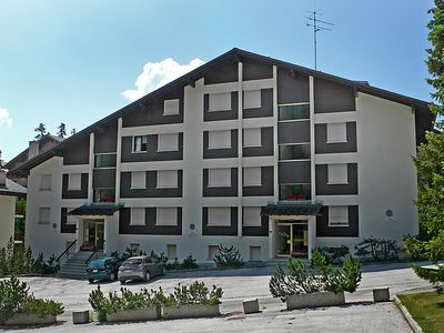 Photo for Apartment Petit-Vallon A/B in Crans-Montana - 4 persons, 2 bedrooms