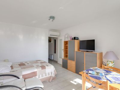 Photo for Apartment Le Marly in Fréjus - 2 persons, 1 bedrooms