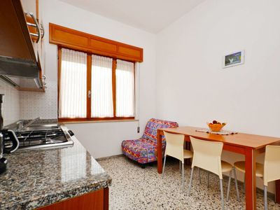 Photo for Apartment Ferienwohnung (LIG100) in Lignano Pineta - 3 persons, 1 bedrooms
