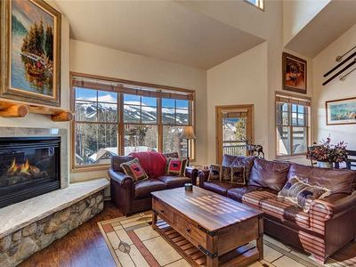 Photo for Penthouse Breckenridge condo, walk to downtown, next to lifts, beautiful views!