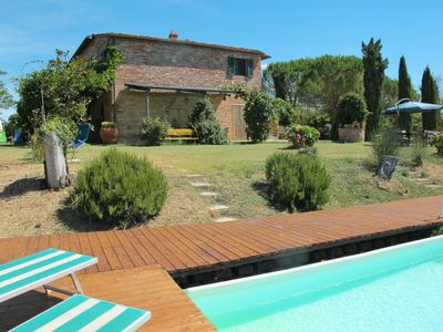Photo for Vacation home Podere Santa Croce (SIA144) in Siena - 3 persons, 1 bedrooms