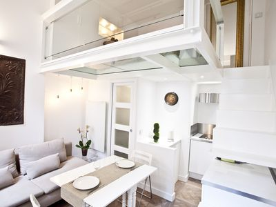High End Studio: Charming Flat 25M2, For 2 In The Center Of Paris