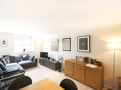 Photo for Modern, convenient studio flat in Notting Hill
