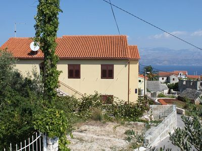 Photo for Apartment in Supetar (Brač), capacity 6+0
