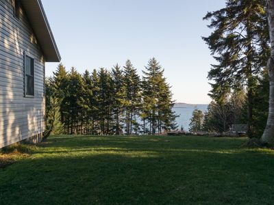 Photo for Beautiful Orr's Island Home with Rooftop Deck and Stunning Ocean Views