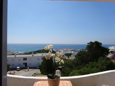 Photo for Salema, 3 bedroom apartment with stunning sea views