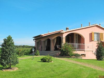 Photo for Vacation home Casa Ulivino (BBO260) in Bibbona - 8 persons, 4 bedrooms