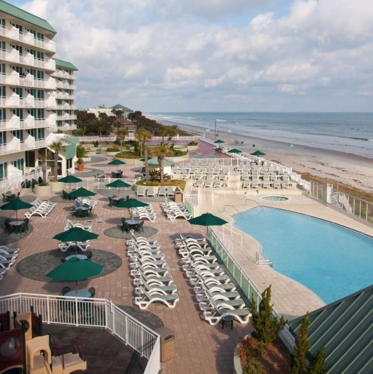June 23 To 30 2018 Royal Floridian South 2 Bedroom Condo Share Bostroms Ormond Beach
