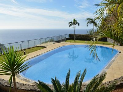 Photo for Holiday apartment Estreito da Calheta for 1 - 4 persons with 2 bedrooms - Holiday apartment