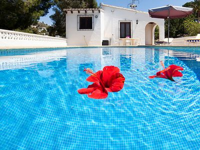 Photo for Vacation home Heidi  in Calpe/ Calp, Costa Blanca - 4 persons, 2 bedrooms
