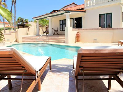 Photo for Charming 2BR villa at Tierra del Sol Golf Club 3 min to beach