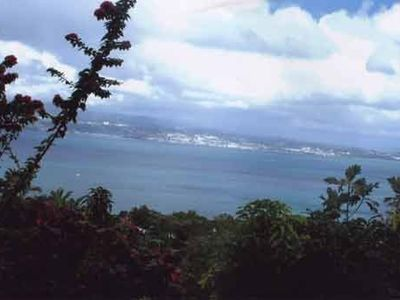 Photo for Offers you an exceptional panoramic view over the Bay of Fort of France
