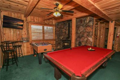 Game Room Downstairs