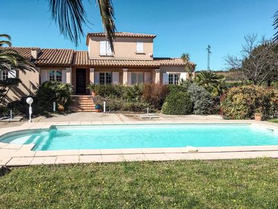 Photo for Vacation home du Verdier (TOB100) in Tourbes - 7 persons, 4 bedrooms