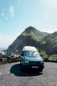 Photo for Vw T4 Reimo Camper Madeira Island
