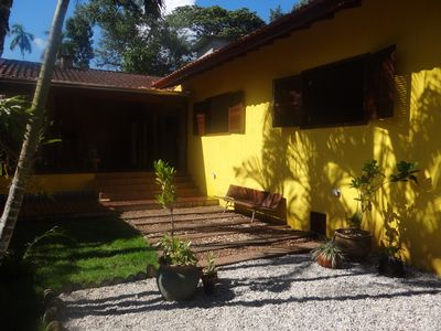 Photo for Itamambuca Beach House - Comfortable, Airy and Cozy - Sky and Wi-Fi