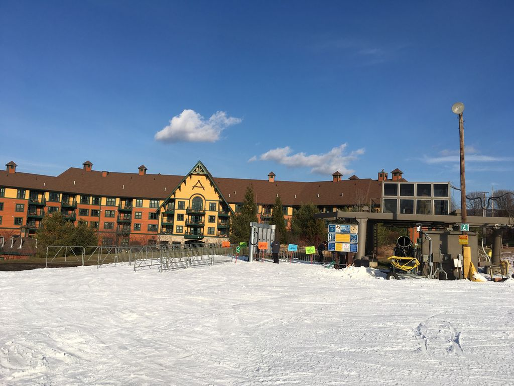 Appalachian Hotel Mountain Creek Ski Resort