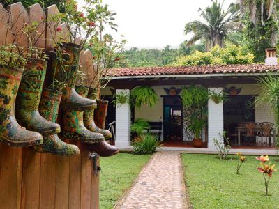 Photo for Hacienda Tabachines / Tropical Mexican Space. ( Eco - Habitat )