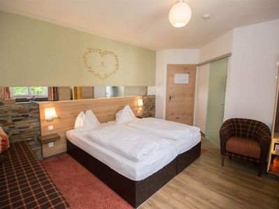 Photo for Double room with shower, WC - Hotel Dollinger