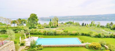 Photo for Luxury apartment within prestine and quiet enviroment with pool and lake view