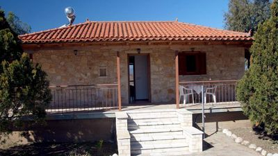 Photo for Traditional 2-bedroom cottages just 500 meters from the beach