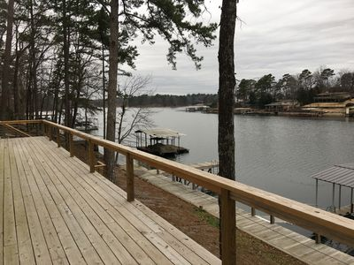 Photo for Beautiful, modern, lake front, central, 100% renovated, WiFi - house has it all!