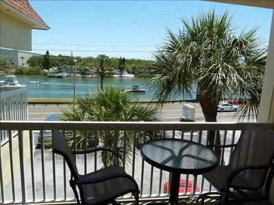 Photo for 1 BEDROOM, 1 BATH WITH INTERCOASTAL VIEW