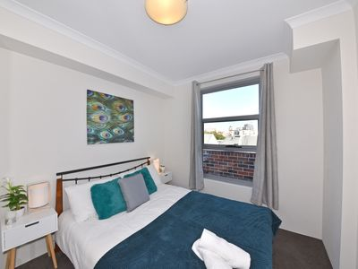 Photo for 304122 Perth City Apartment, Close to everything