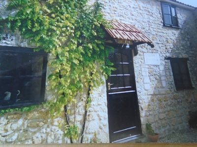 Photo for Charming,  3 Bedroom Cottage near the beautiful Charente river.Charente Maritime