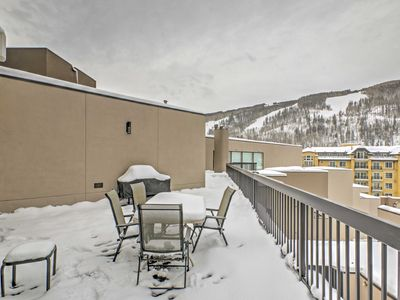 Photo for 3 BR/3BA Platinum Rated Penthouse Condo in Vail /lionshead