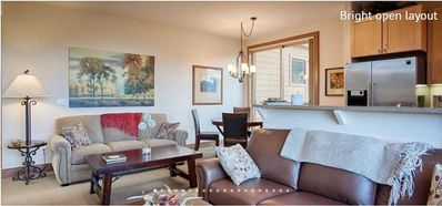 Photo for Park Avenue Lofts #206: 2 BR / 2 BA condo in Breckenridge, Sleeps 6