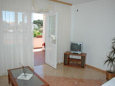 Photo for 1BR Apartment Vacation Rental in Island Rab, Island Rab