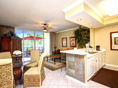 Photo for Destin West Lanai Unit ~ Steps from the Lazy River.. Book Pelican L-06 Today!
