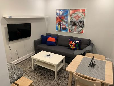 Photo for 1703 5D · Artistic 1bed Apt/20 min to NYC-Parking Avail.