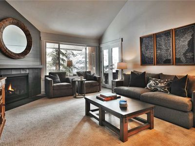 Photo for Snow Flower #069: 5 BR / 4 BA condo in Park City, Sleeps 12