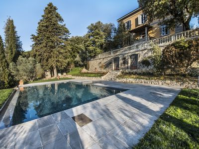 Photo for Villa Belvedere in the heart of Chianti