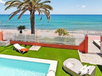 Photo for Villa, San Agustín  in Gran Canaria - 8 persons, 4 bedrooms