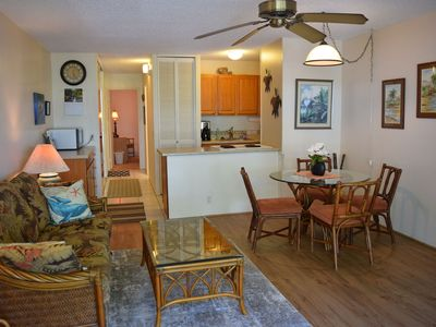 Photo for Spacious, Clean, Quiet Third Floor Condo within Walking Distance to Beach