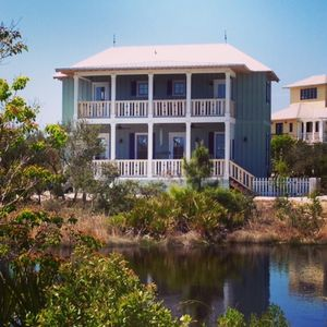 Photo for NEW Romantic Dragonfly Cottage with Deeded Beach Access! Water View!