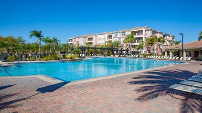 Photo for Near Disney World - Vista Cay Resort - Welcome To Relaxing 3 Beds 3.5 Baths Townhome - 7 Miles To Disney