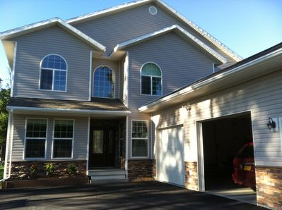 Go to my listing at VRBO for more information on this Executive Home in Soldotna