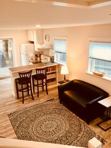 Photo for Renovated guest house that's great for a couple get away or wedding weekend!