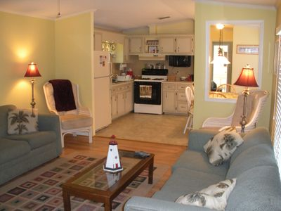 Photo for 3BR Mobile Home Vacation Rental in Ocean City, Maryland