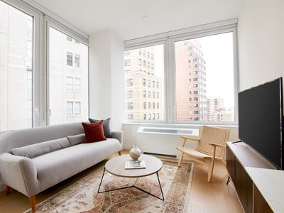 Photo for Incredible 2BR in FiDi by Sonder