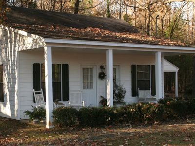 Photo for Wynnewood Country cottage retreat in the woods